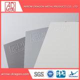 Pedra Anti-Seismic à prova de painéis de alumínio alveolado para parede