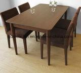 Feste hölzerne Speisetisch-Wohnzimmer-Möbel (M-X2436)