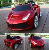 Carro elétrico de /Kids do carro do miúdo do brinquedo do bebê do projeto dos desenhos animados