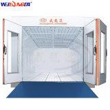 Cabina modificada para requisitos particulares de la pintura de la cortina de agua de los muebles