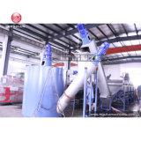 HDPE De Machine T500-T3000 van het Recycling van de Lijn van het Flessenspoelen
