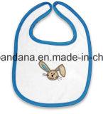 Fabrik-Erzeugnis passte Entwurf gedruckten Baumwolljersey-Baby-Dentition-Schellfisch an