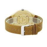 La calidad OEM Unisex reloj de madera de bambú para el Día de San Valentín regalos