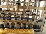 Buses de pulvérisation automatique complète plus Shampooing douche détergent Lotion Machine de remplissage