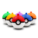 Cartoon Pokemon Ball Pendrive lecteur Flash USB Memory Stick cadeau Pokeball U de disque