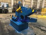 Metal que recicl a máquina de corte hidráulica da sucata