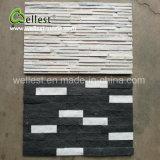 موجزة سوداء & بيضاء رقيق شريط مرويت إفريز رصيف حجارة لوح زخرفيّة