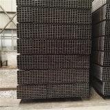 ASTM A500 급료 문을%s B C 빛에 의하여 기름을 바르는 정연한 강철 배관