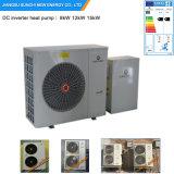 -25c étage chauffage de la chambre d'hiver 12kw/19kw/35kw haute Cop Auto-Defrost Split Evi Pompe à chaleur Chauffage mural et unité de refroidissement