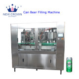 Carbonated Drink and Beer Canning Machine