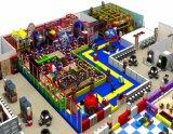 Novo Design de equipamentos de playground infantil inflável Fun City
