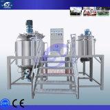 Rhj-B 1000L Tampões de Vácuo do Tipo fixo da máquina para emulsionar Misturador de Vácuo