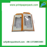 贅沢なまつげのブラシ包装ボックスPaeprのカスタマイズされた装飾的な包装