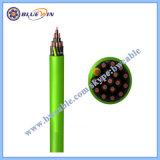 6 coeurs à 6 coeurs et câble câble souple de Cu/PVC/PVC Souple