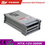 12V 25A 세륨 RoHS Htx 시리즈를 가진 방수 LED 전력 공급