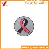 Diseño personalizado propio Soft enamel insignia de solapa