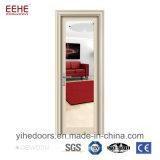Puerta de aluminio interior hoja popular de la venta de Eehe de la sola