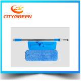 Mop чистки пола Mop Microfiber легкой ручки пользы телескопичной плоский
