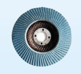 Disco da aleta, roda da aleta, disco da aleta do Zirconia para o aço inoxidável