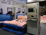 O CNC descansa a maquinaria da estaca