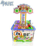Jeux d'intérieur Coin exploité populaire Hit grenouille marteau Arcade Machine de jeu