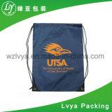 Projeto feito sob encomenda Sportbag do cliente do logotipo do saco do poliéster