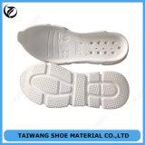 신식 백색 모방된 단화 유일한 이차 Customizable 발바닥