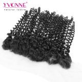 Spitze-Stirnbein des Yvonne-malaysische menschliche Jungfrau-malaysisches lockigen Haar-13.5*4