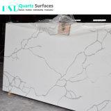 Le quartz de haute qualité stable Calacatta dalles de pierre avec des prix d'usine