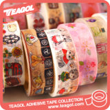 Adhesive Coloured Japanese Washi Types Waterproof, Washi Tape