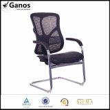 Handelsbüro-Möbel-chromierter Rahmen-Sitzungs-Stuhl für Verkauf