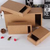 専門デザイン茶荷箱のペーパー茶ボックスによってカスタマイズされる荷箱