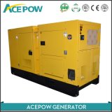 60kVA 60Hz 삼상 단일 위상 디젤 엔진 발전기 세트
