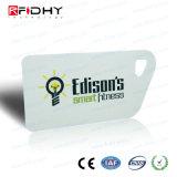 PVC chiave RFID Keyfob di prossimità di NFC Fob per controllo di accesso