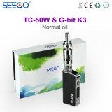 Seego 거대한 수증기 관례 OEM 도매 다기능 기화기