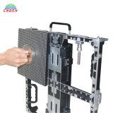 500x500mm P5.68 Diecasting étape intérieure en aluminium pour la location d'affichage à LED