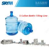 Máquina de embotellado del barril del agua potable de 5 galones