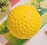 Beísbol con pelota blanda de una sola pieza del béisbol de la máquina del cabeceo de la PU