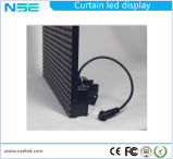 Cortina al aire libre de P20 LED, alquiler del LED, visualización de LED a todo color