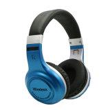 Cuffia senza fili di vendita superiore di Bluetooth del trasduttore auricolare basso eccellente con il microfono