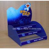 Metal de Chão Condimentos Exibir Rack (PHY1063F)