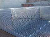 Comités van de Omheining van het Staal van de Temperaturen van de Prijs van de fabriek de Openlucht Gebruikte Draagbare voor Verkoop (XMR75)