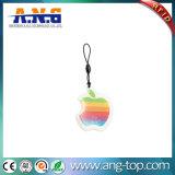 Impressão de número térmico 125kHz RFID Lf Crystal Card (EM4200)
