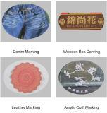 3D Laser die van de Laserprinters van de Jeans van de hoge Precisie Machine merken