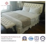 Mobilia semplice dell'hotel con il Headboard di legno per la camera da letto (8627)