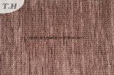 방석 (fth31923)를 위한 브라운 100 폴리에스테 셔닐 실 직물
