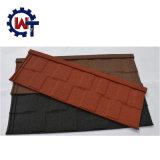입히는 직류 전기를 통하는 방수 다채로운 돌 장을 지붕을 달기
