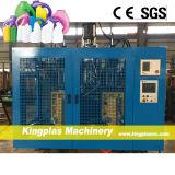Macchina chimica di plastica dello stampaggio mediante soffiatura della bottiglia dell'HDPE pp della Cina