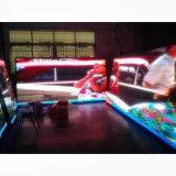 P6 LEDの掲示板の表示を広告する屋外のフルカラーSMD