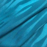 raso luminoso dello Spandex del jacquard della banda 50d*75D+40d per la camicia da notte e la biancheria intima